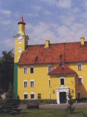 Pałac w Łagowie